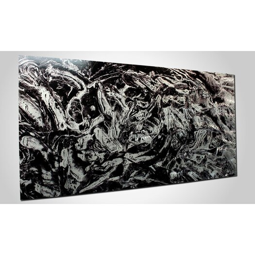 Metal Art Studio Convex Graphic Art Plaque