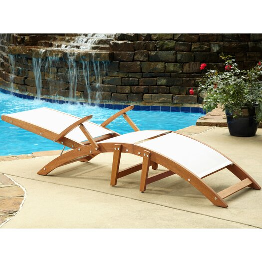 Home Styles Bali Hai Chaise Lounge