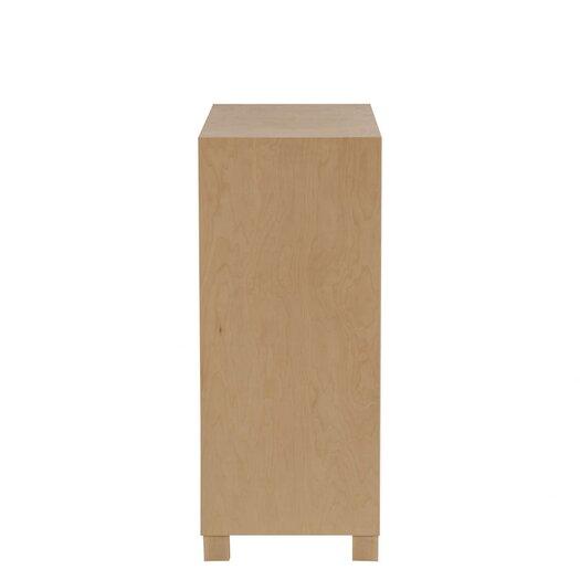 Urbangreen Furniture Multimedia LP Record Cabinet