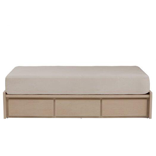 Urbangreen Furniture Thompson Twin 3 Drawer Storage Platform Bed