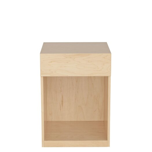 Urbangreen Furniture Urban Basics 1 Drawer Nightstand