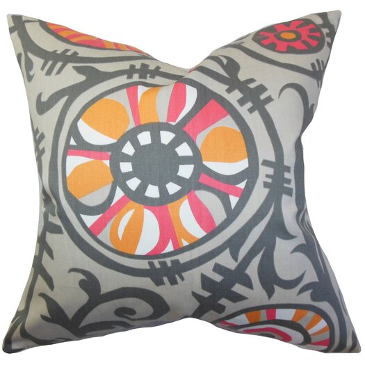 The Pillow Collection Janek Floral Pillow