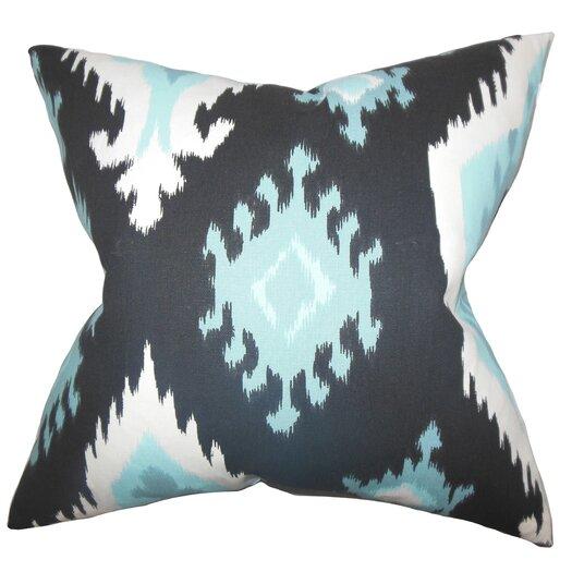 The Pillow Collection Djuna Ikat Pillow