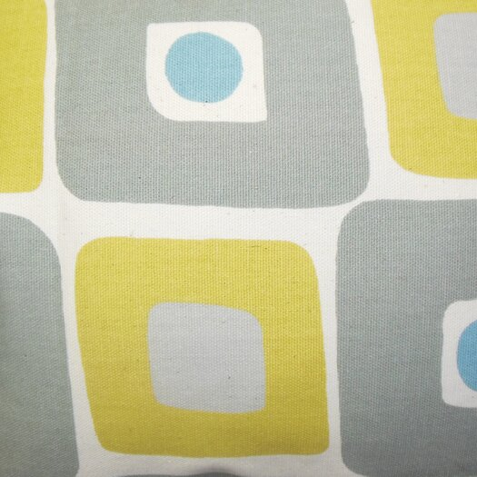 The Pillow Collection Delight Geometric Pillow