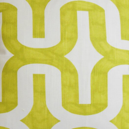 The Pillow Collection Jaslene Geometric Throw Pillow II