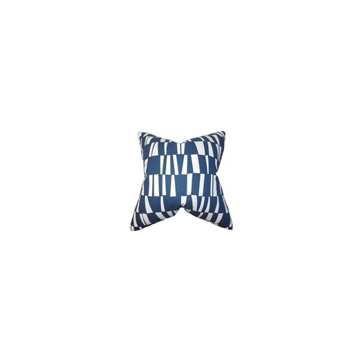 The Pillow Collection Iker Geometric Throw Pillow