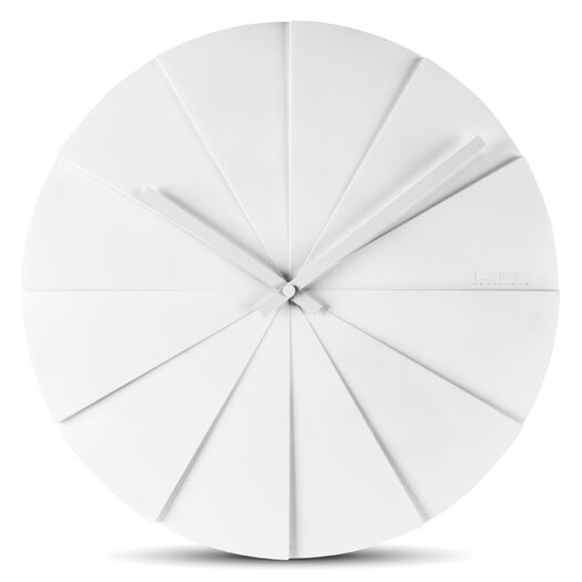 "Leff Amsterdam Scope45 17.7"" Wall Clock"
