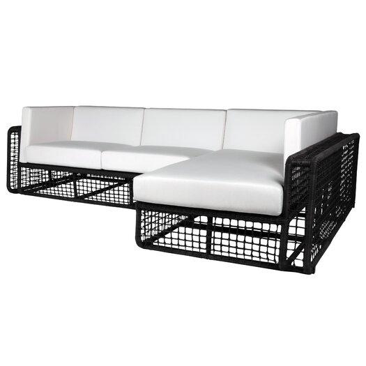 Mudu Corner Sofa with Cushion