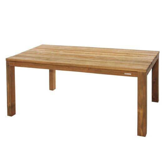Mamagreen Vigo Dining Table with Teak Frame