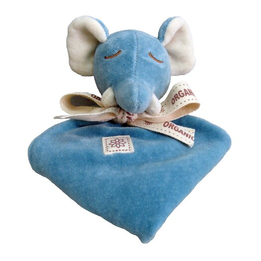 Miyim Nursery Elephant Lovie Blankie