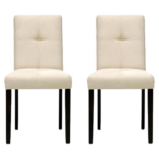 Wholesale Interiors Baxton Studio Elsa Parsons Chair