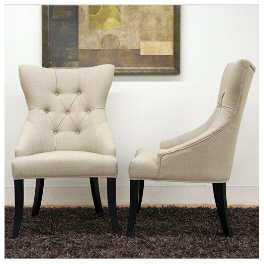 Wholesale Interiors Baxton Studio Daphne Parsons Chair