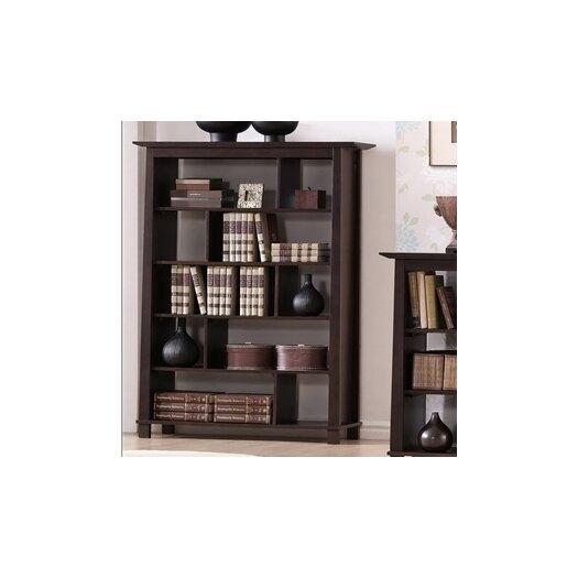 """Wholesale Interiors Baxton Studio Havana 56.3"""" Bookcase"""