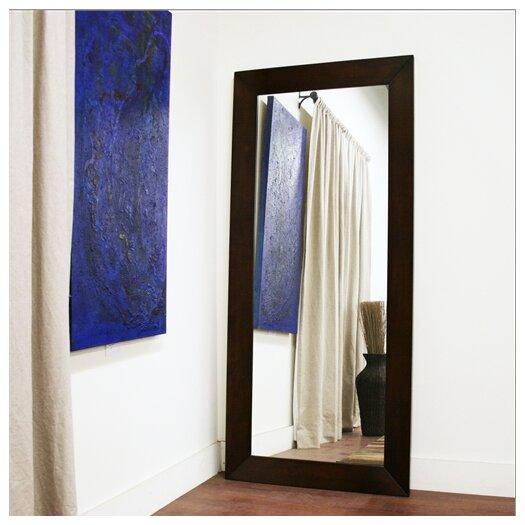 Wholesale Interiors Baxton Studio Daffodil Floor Mirror
