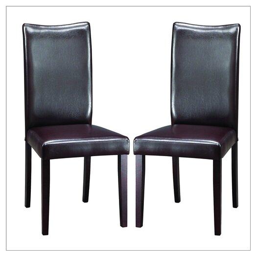 Wholesale Interiors Baxton Studio Sweden Parsons Chair (Set of 2)