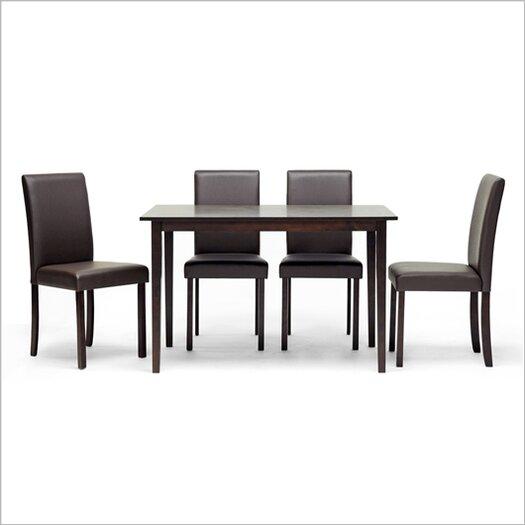 Wholesale Interiors Baxton Studio Susan Parsons Chair