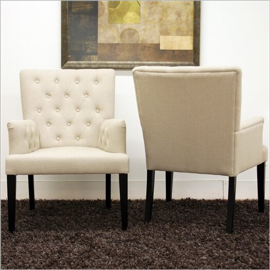 Wholesale Interiors Baxton Studio Solana Arm Chair