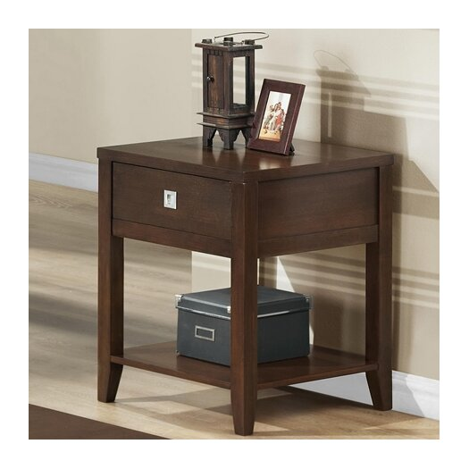 Wholesale Interiors Baxton Studio New Jersey End Table
