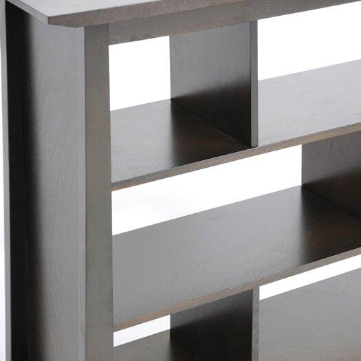 """Wholesale Interiors Baxton Studio Havana 36.14"""" Bookcase"""