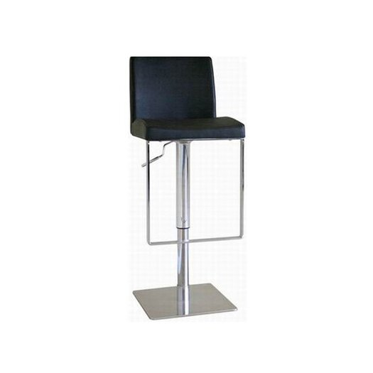 Wholesale Interiors Adjustable Height Bar Stool