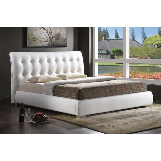 Wholesale Interiors Jeslyn Upholstered Platform Bed