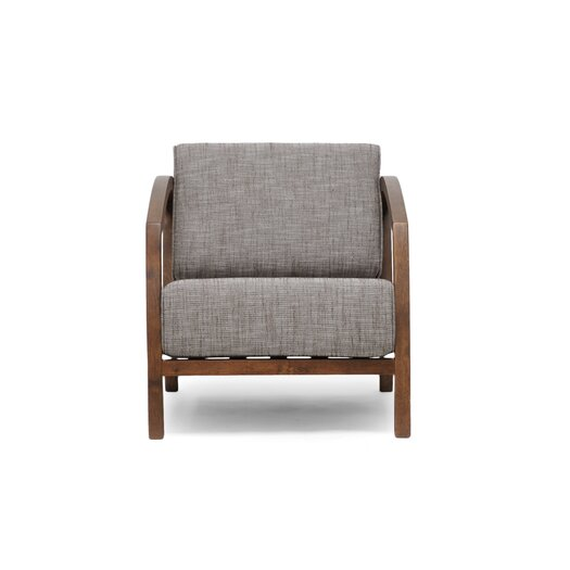 Wholesale Interiors Baxton Studio Velda Modern Arm Chair