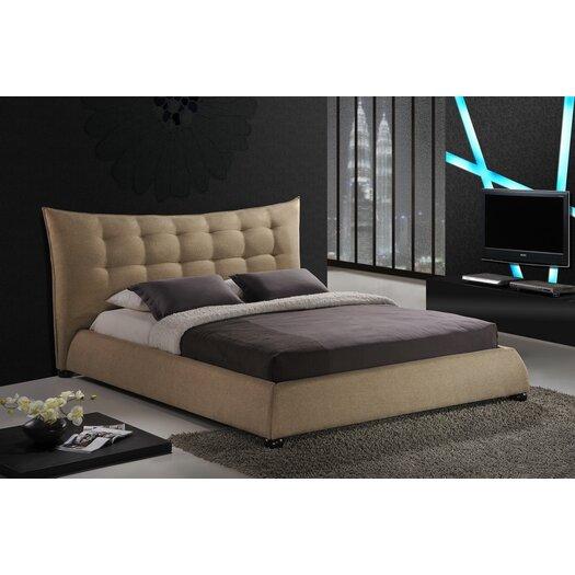 Wholesale Interiors Baxton Studio Marguerite Platform Bed