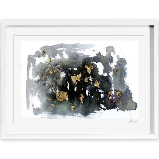 Grandeur Framed Painting Print