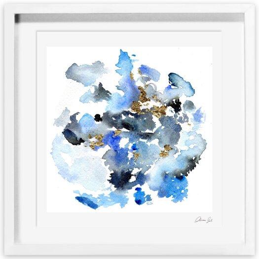 Together Framed Painting Print