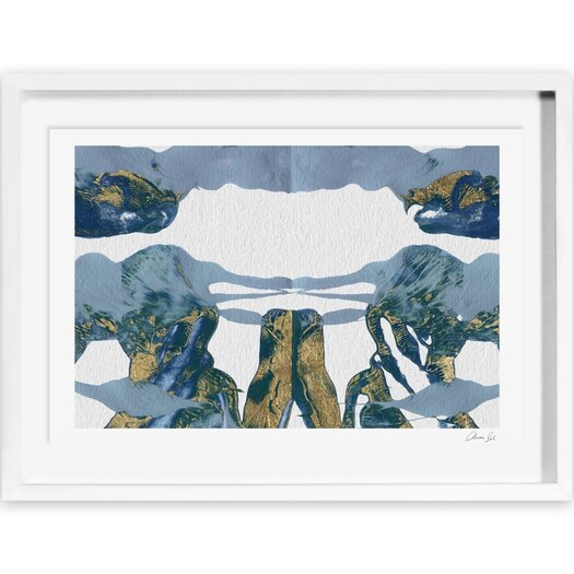 Midsummer's Night Framed Painting Print
