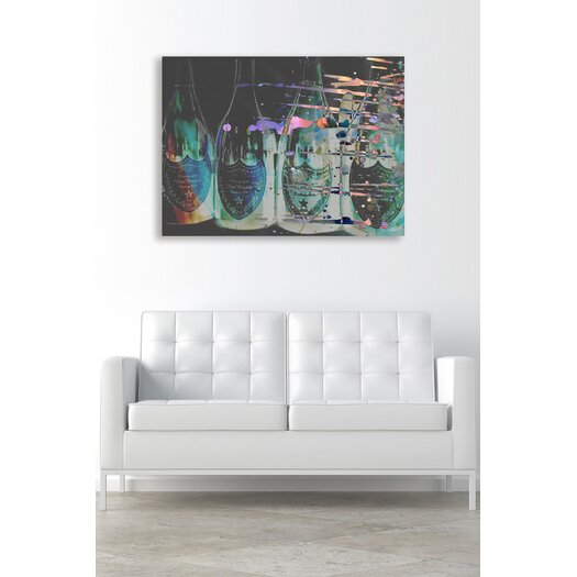 Oliver Gal Dom P Graphic Art on Canvas