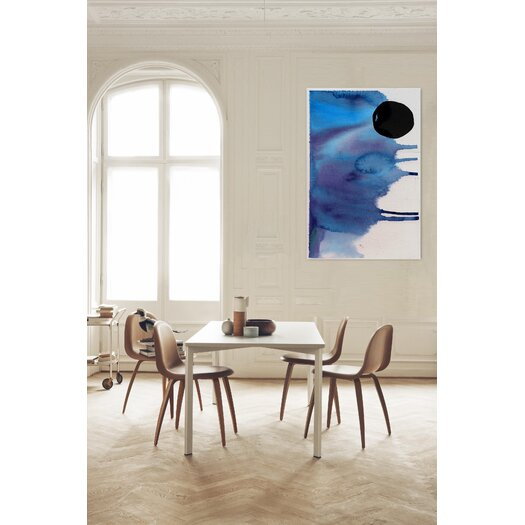 Oliver Gal Hiver Graphic Art on Canvas