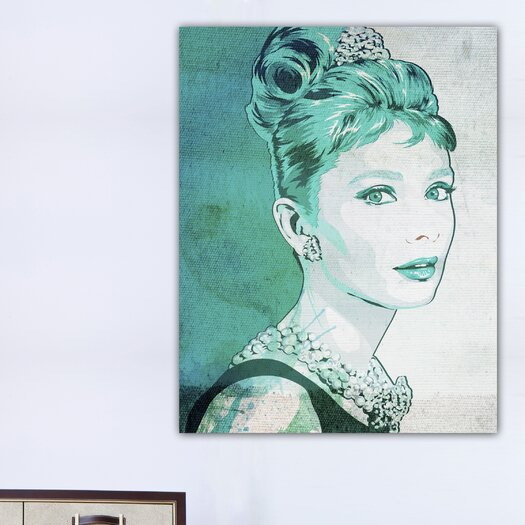 Oliver Gal ''Classy'' Graphic Art on Canvas
