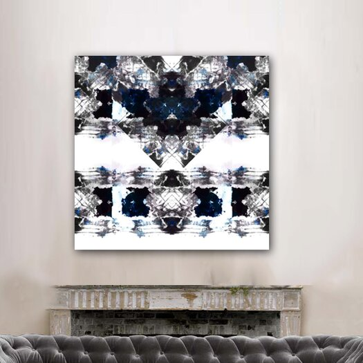 Oliver Gal Oeuvre Graphic Canvas Art