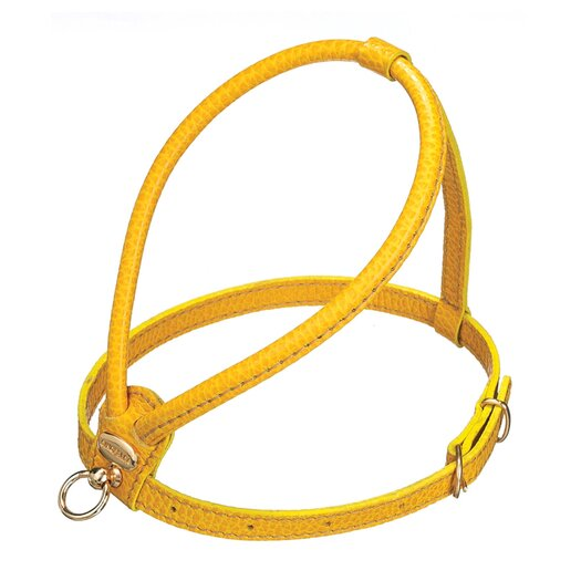 PetEgo La Cinopelca Fashion Leather Dog Harness