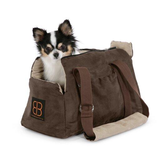PetEgo Velvet Bitty Bag Pet Carrier