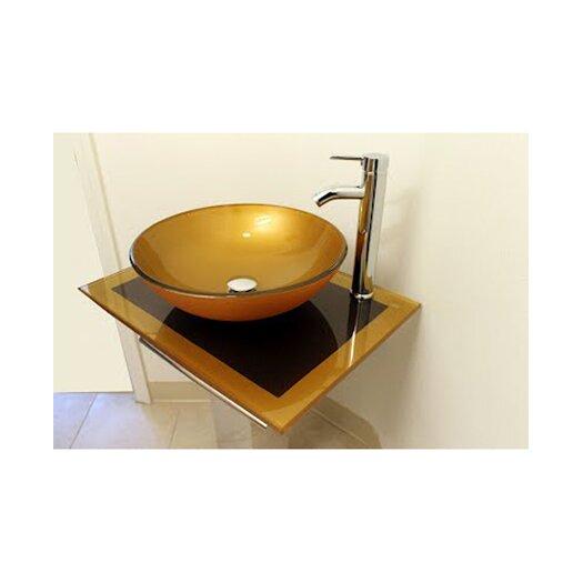 """Kokols 24"""" Single Bathroom Vanity Set"""