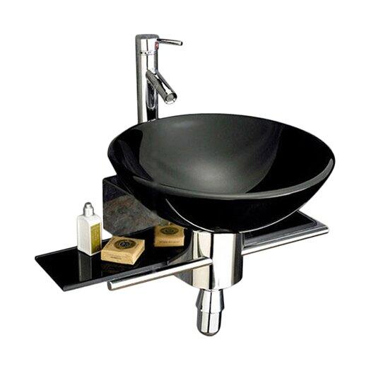 "Kokols 24"" Bathroom Vanity Set with Single Sink"