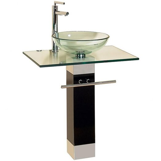 "Kokols 23"" Single Bathroom Vanity Set"