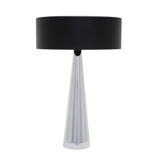 "Nuevo Kasa 23"" H Table Lamp with Drum Shade"