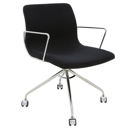 Alta Mid-Back Office Chair with Castors