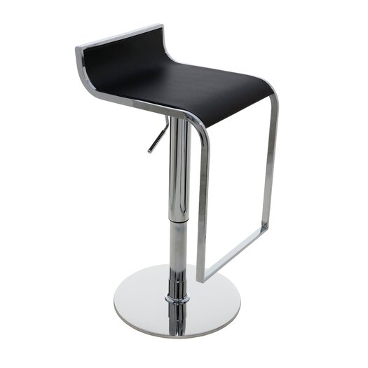 Nuevo Alexander Adjustable Height Bar Stool