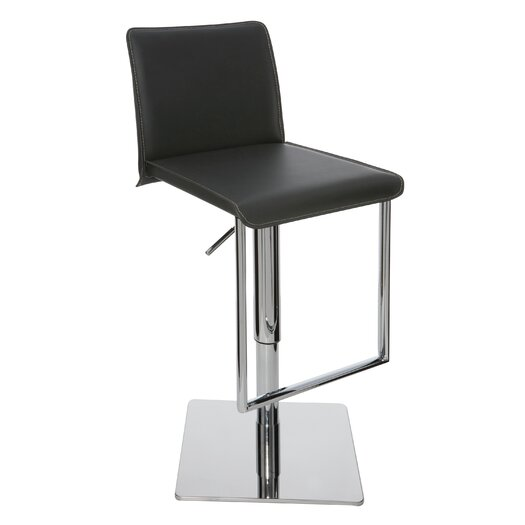 Nuevo Cameron Adjustable Height Bar Stool