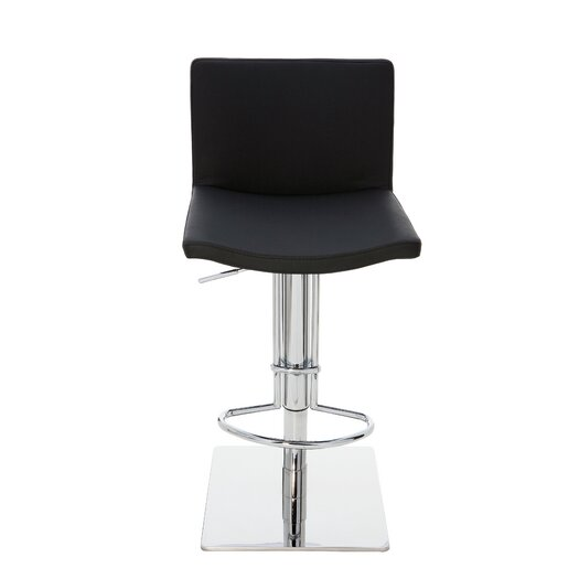 Nuevo Gia Adjustable Height Bar Stool