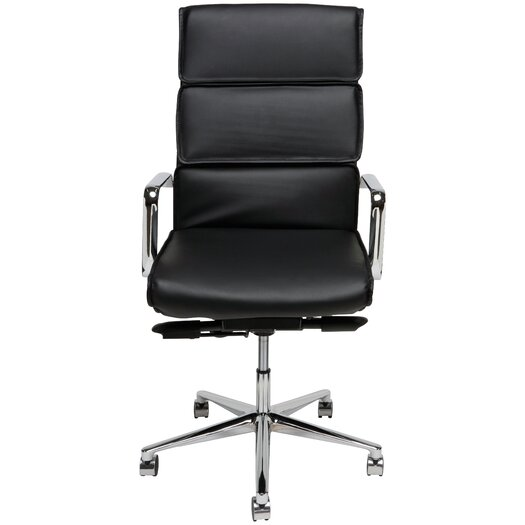 Lucia High-Back Office Chair with Arms