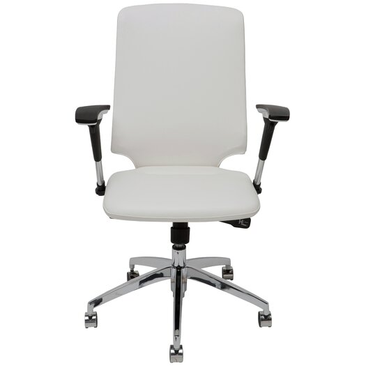 Angelina High-Back Office Chair with Castors