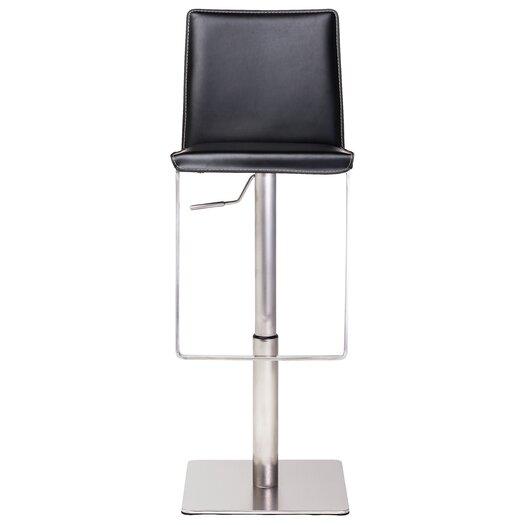 Kailee Adjustable Height Swivel Bar Stool