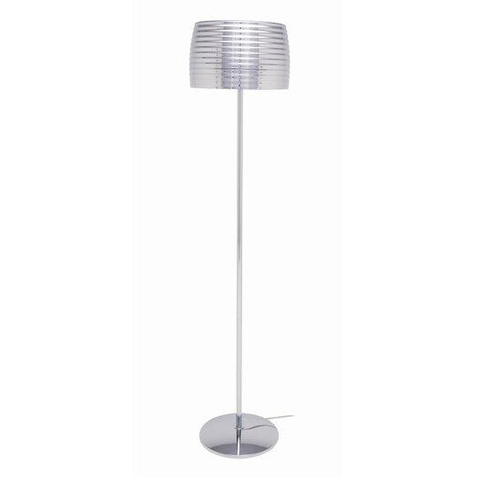 Nuevo Chromium Floor Lamp