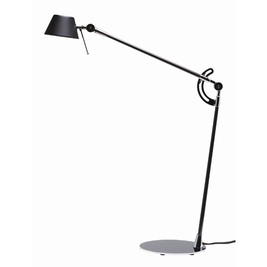 "Nuevo Flex 27.75"" H Table Lamp with Empire Shade"