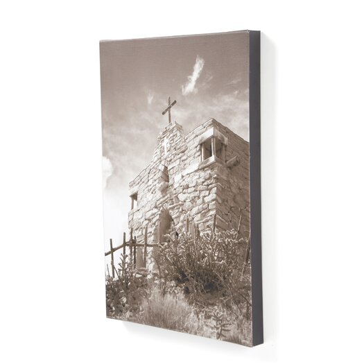 "Trademark Fine Art ""Upaya"" by Aiana Photographic Print on Wrapped Canvas"